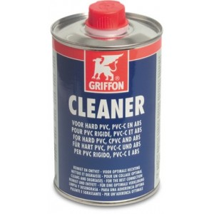 Oczyszczacz do PVC Cleaner 1000 ml GRIFFON